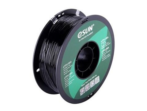 ESUN eTPU95A, 1.75 мм, 1 кг, черный