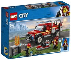 Lego konstruktor City Fire Chief Response Truck