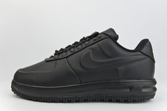 кроссовки Nike Lunar Force 1 Duckboot Low Triple Black