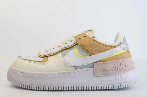 кроссовки Nike Air Force 1 Low Shadow Wmns Cream new
