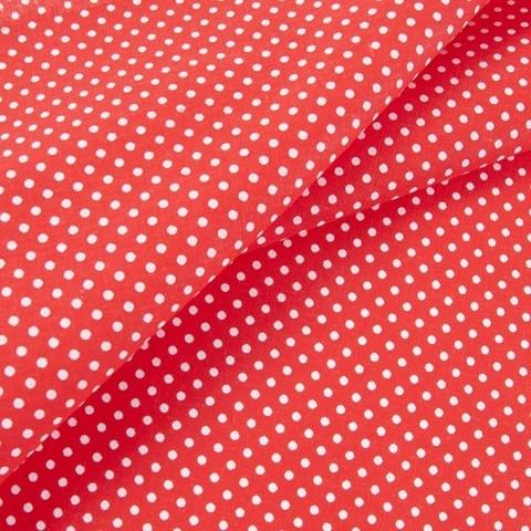 Бязь плательная 150 см 1359/1 цвет красный