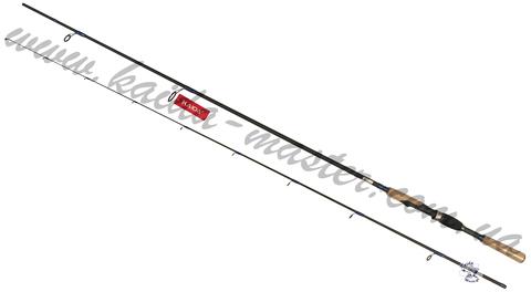 Спиннинг Kaida Lexus Sapphire Spin 2,4 метра, тест 1-10 гр