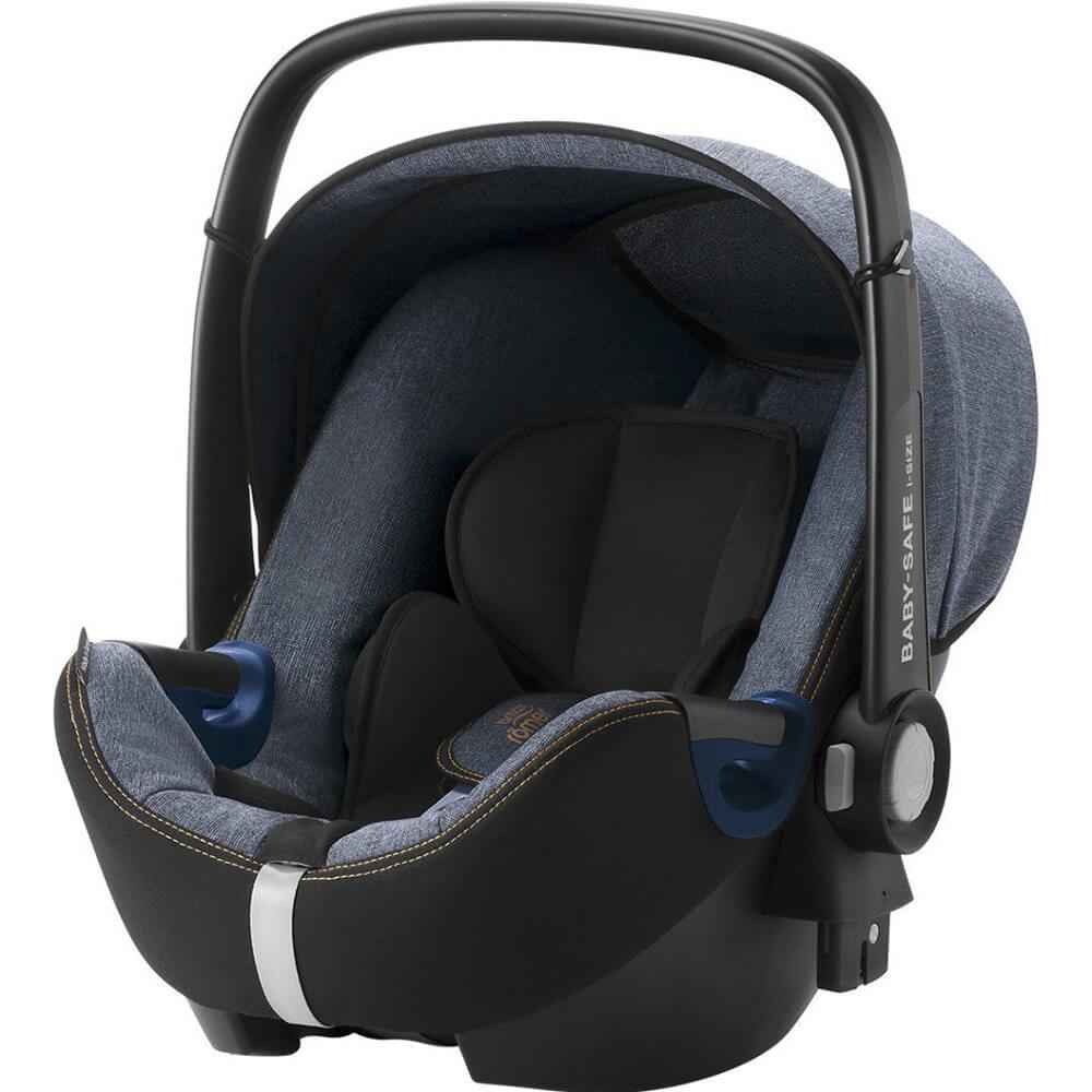 Britax Roemer Baby-Safe² i-Size Автокресло Britax Roemer Baby-Safe2 i-Size Graphite Marble britax-roemer-baby-safe-i-size-blue-marble-3.jpg