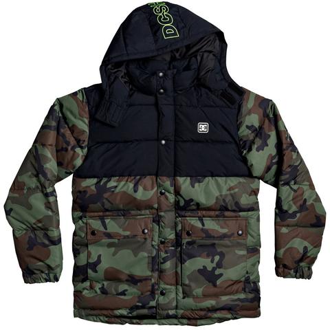 Куртка DC STRAFFEN M JCKT RRP6 CAMO