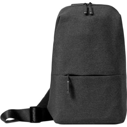 Гаджеты Рюкзак Xiaomi City Sling Bag 10.1-10.5 Dark Grey 1092004265.jpg