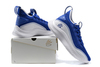 Curry Flow 8 'Blue/White'