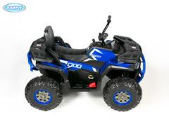 Электро квадроцикл BARTY Т007МР синий