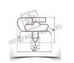 Уплотнитель для холодильника Атлант МХМ 6125-131 м.к 920*560 мм(021)