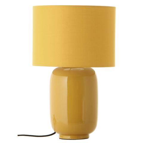 Лампа настольная Cadiz, миндальная