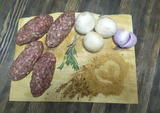 Зразы с грибами 0,5 кг. от Ольги Большаковой.