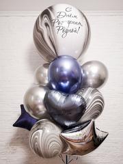 Букет шаров купить в Москве