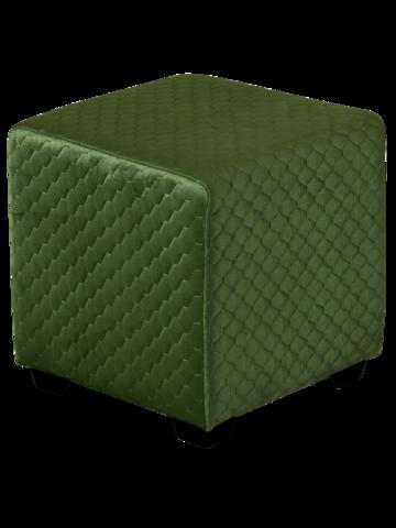 Пуфик Даймонд 36-37 (тёмно зелёный)