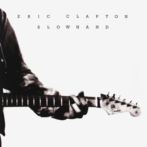 Eric Clapton / Slowhand (35th Anniversary Edition)(LP)