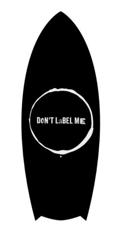 Вейксерф Don't Label Me 4'5