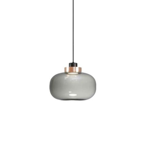 Подвесной светильник копия Legier 2 by Tooy (дымчатый)