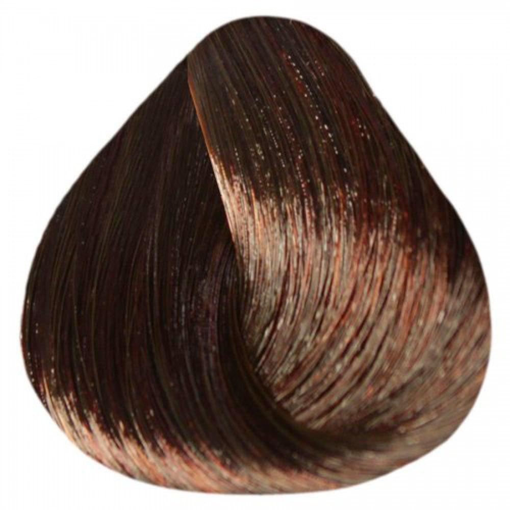 5/75 Светлый шатен коричнево-красный - Estel краска-уход De Luxe 60 мл