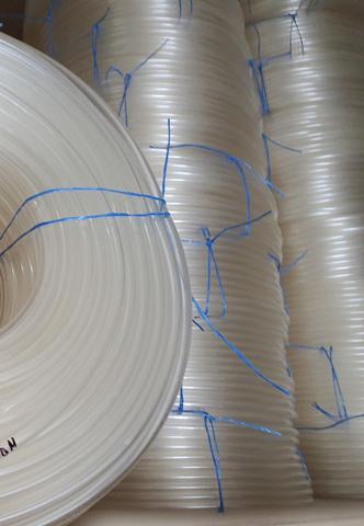 Шланг Ø 12 мм толщина стенки 2 мм силиконовый прозрачный