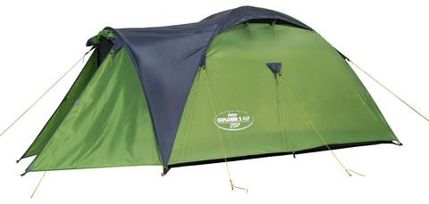 Палатка Canadian Camper EXPLORER 2 Al, цвет forest