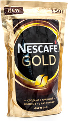 Nescafe GOLD  мягкая упаковка 130г