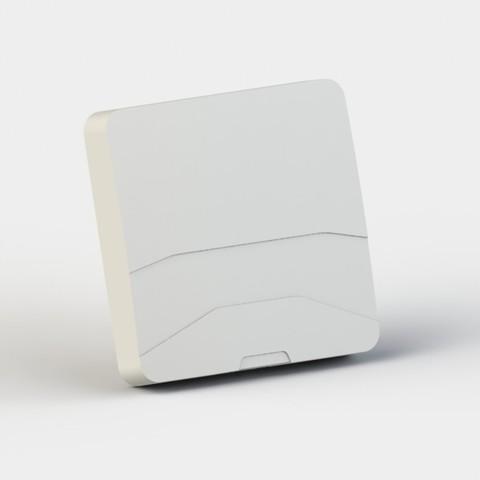 AX-2513P HOME MIMO 2x2 - комнатная панельная антенна 4G (LTE2600)