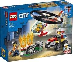 Lego konstruktor City Fire Helicopter Response