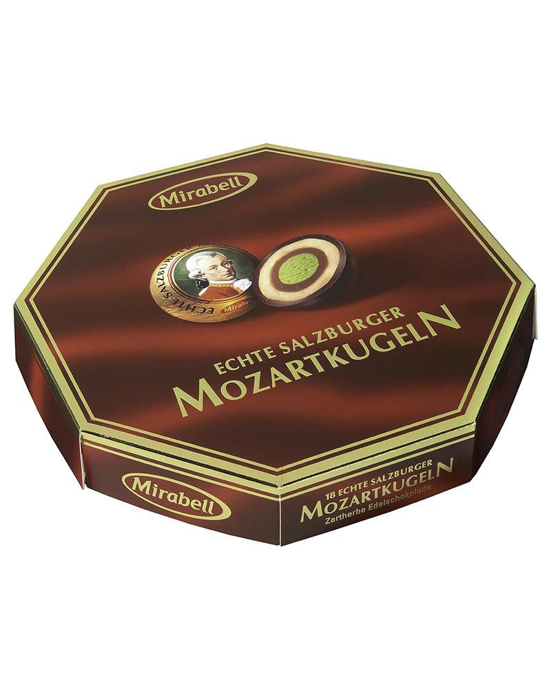 Конфеты Mirabell из Молочного Шоколада с Начинкой из Пралине и Марципана 300 гр
