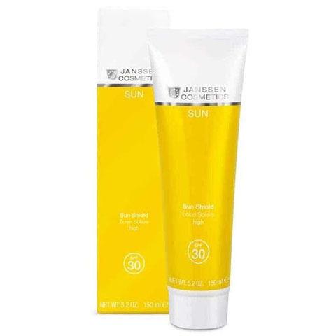 Janssen Sun: Солнцезащитная эмульсия для лица и тела SPF30 (Sun Shield SPF30)