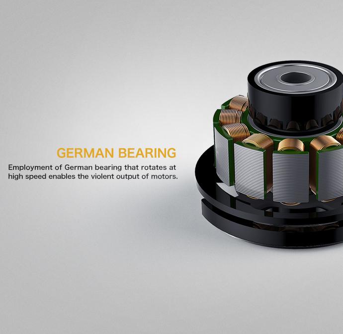 Надёжные немецкие подшипники