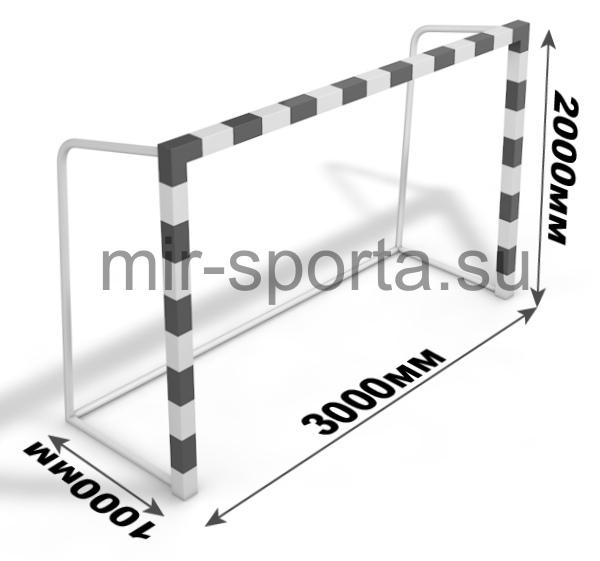 Макет ворот для минифутбола