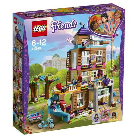 LEGO Friends: Дом дружбы 41340 — Friendship House — Лего Друзья Продружки Френдз