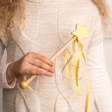Волшебная палочка золотая