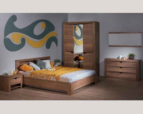 Спальня модульная ГАРДА-3