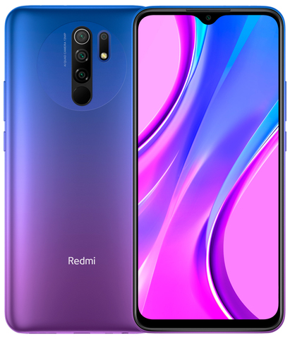Смартфон Xiaomi Redmi 9 3/32GB (Фиолетовый) Global Version