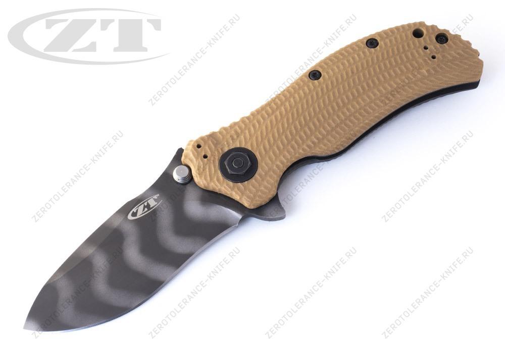 Нож Zero Tolerance 0302 Strider Onion