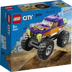 Lego konstruktor City Monster Truck
