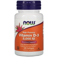 Vitamin D-3 5000 ME 120 капс