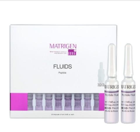 Сыворотки Matrigen Peptide Fluids 1 ампула 2 мл.