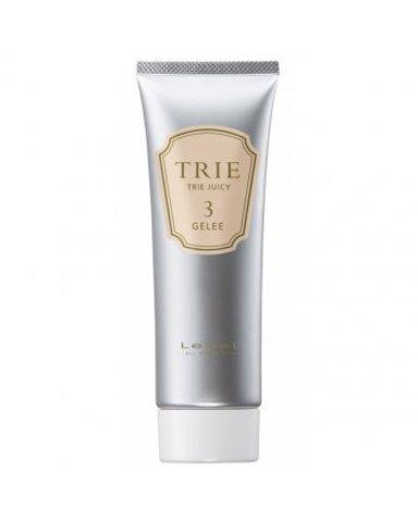 Гель-блеск для укладки волос сильной фиксации TRIE JUICY GELEE 7 80 г