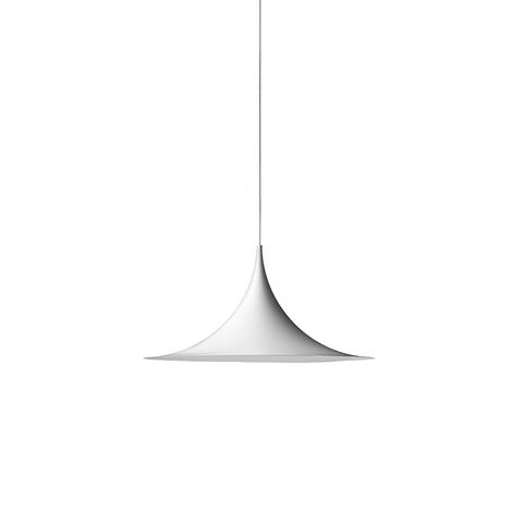 Подвесной светильник копия Semi by Gubi (белый)
