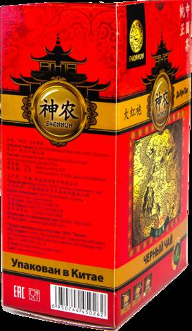 Чай черный Shennun Да Хун Пао 50 г