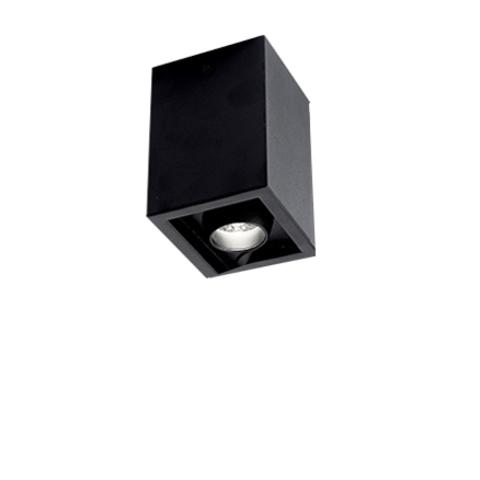 Накладной светильник 16 - 1 by DesignLed ( черный )