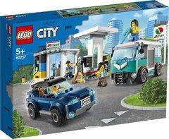 Lego konstruktor City Service Station