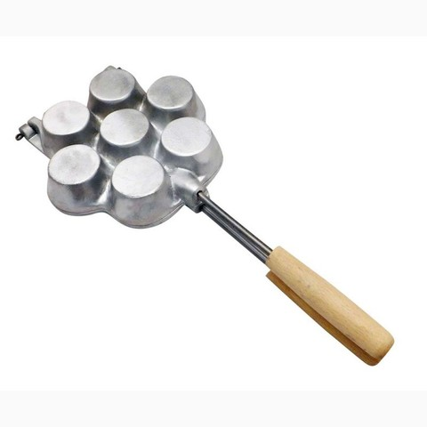 Форма для выпечки корзинок и кексов - 7 корзинок