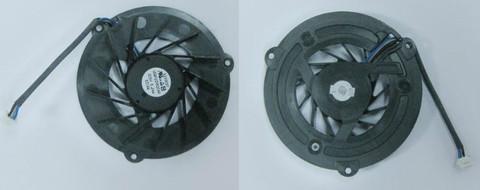 Вентилятор (кулер) для DELL INSPIRON B120 B130 1300, dv4000, V4000 3 pin