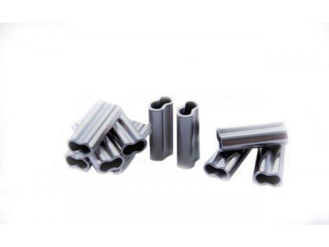 Зажим стальной для монолиня Sargan d1,6 мм 10 шт