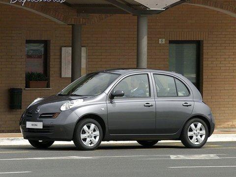 Чехлы на Nissan Micra 2003–2011 г.в.