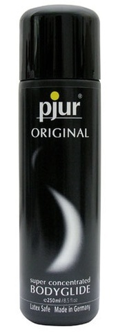 Концентрированный лубрикант pjur ORIGINAL - 250 мл.