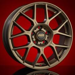 Диск колесный BBS XR 8x18 5x120 ET30 CB82.0 satin bronze