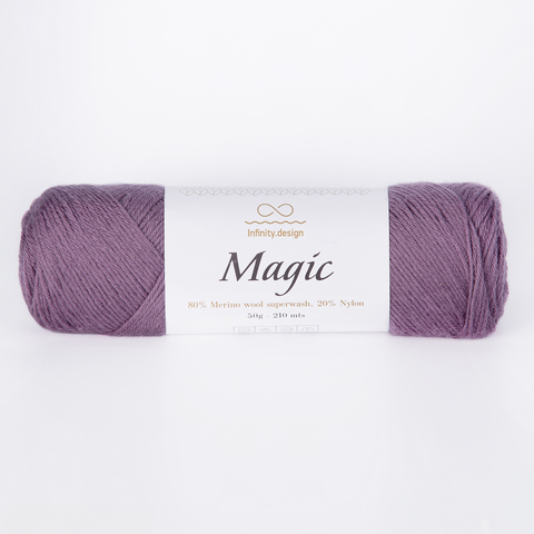 Пряжа Infinity Magic 5042 сирень