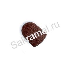 Колпачок абразивный 13 мм. коричневый #80